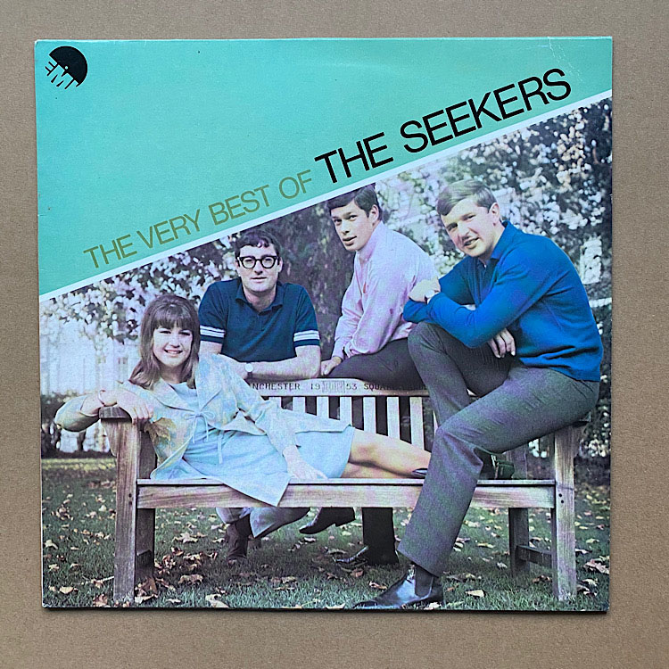 Seekers Very Best Of The Seekers Records Lps Vinyl And