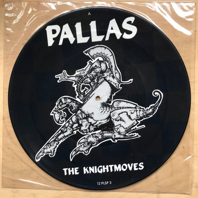 PALLAS - KNIGHTMOVES