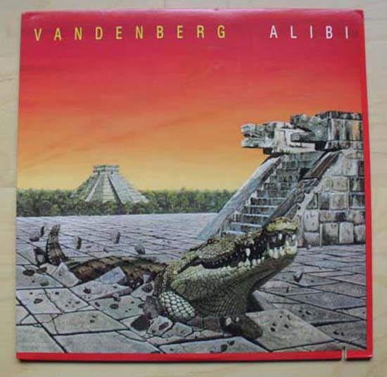 VANDENBERG - Alibi Vinyl