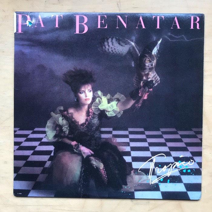 Page 2 - Pat Benatar Tropico (Vinyl Records, LP, CD)