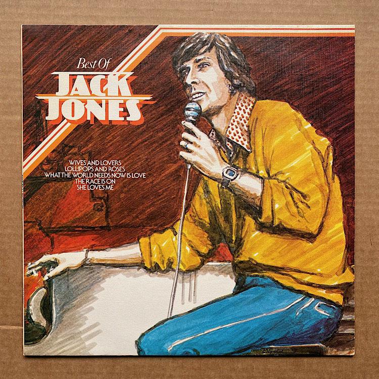 JACK JONES - BEST OF
