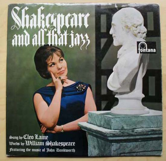 CLEO LAINE - Shakespear And All That Jazz