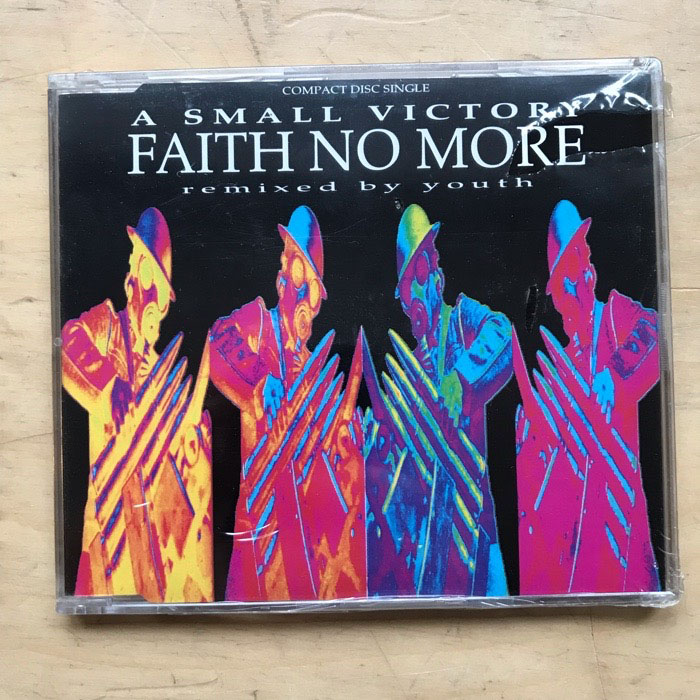 FAITH NO MORE - A SMALL VICTORY