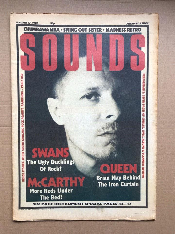 SWANS SOUNDS