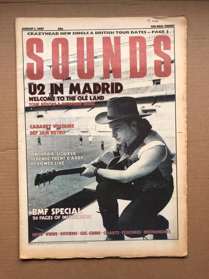 U2 - SOUNDS