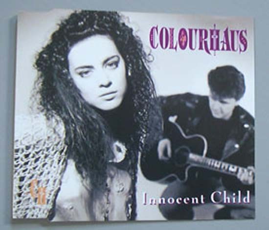 COLOURHAUS - Innocent Child 3:21 - U.s. Promo Issue -