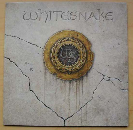 WHITESNAKE - 1987(embosed)