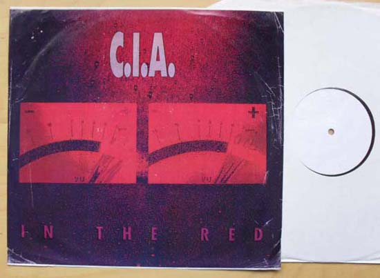C.I.A. - IN THE RED (W/L)