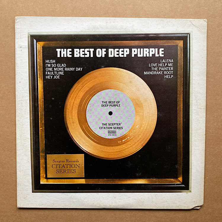 DEEP PURPLE - Best Of