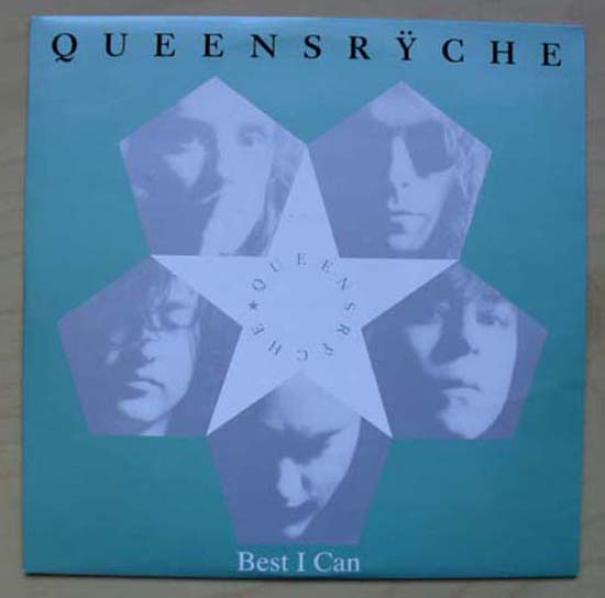 QUEENSRYCHE - Best I Can