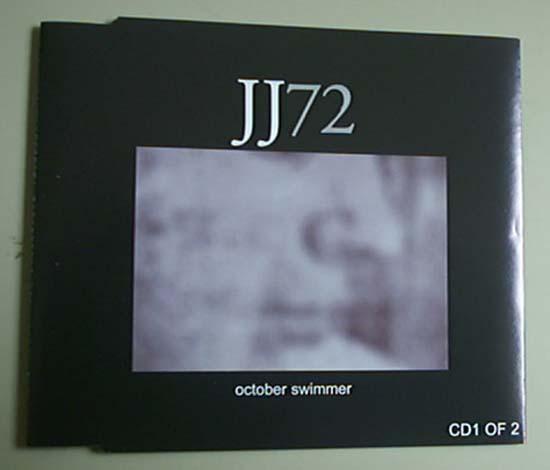 JJ72 - October Swimmer
