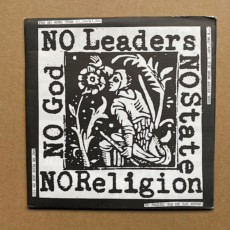 EARTH CITIZENS - NO LEADERS, NO STATE ..