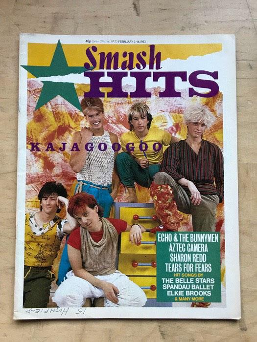 KAJAGOOGOO - SMASH HITS