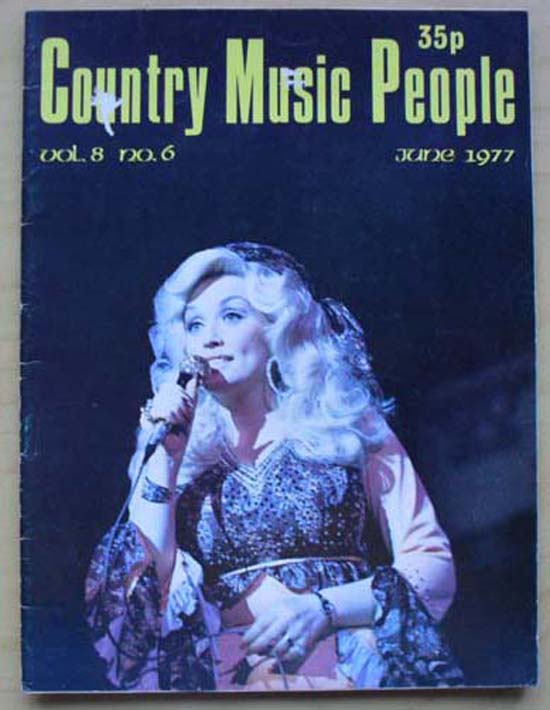 DOLLY PARTON - Country Music People