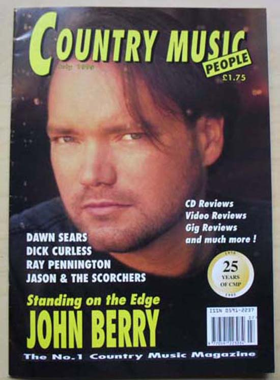 Country Music People By John Berry Magazine With Rockofages Ref