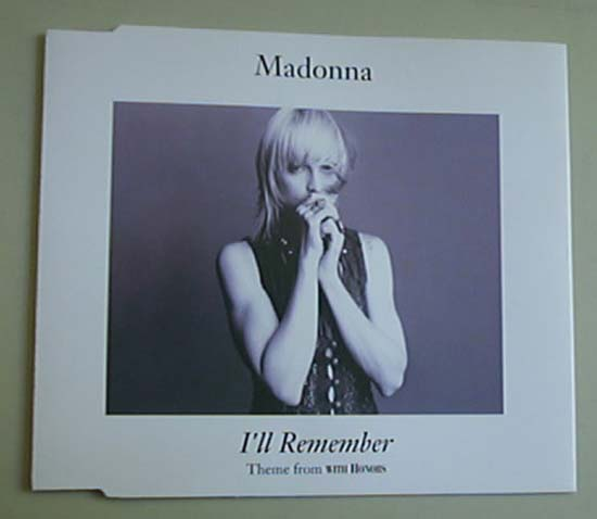 MADONNA - I'll Remember Album