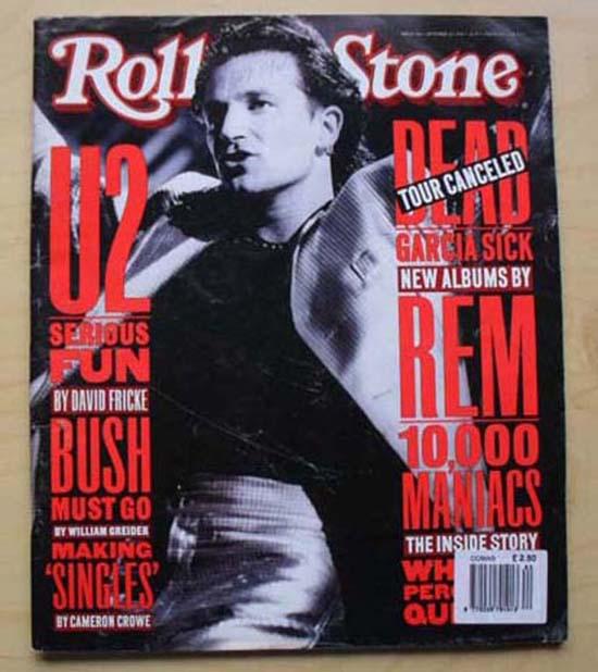 U2 - ROLLING STONE NO.640