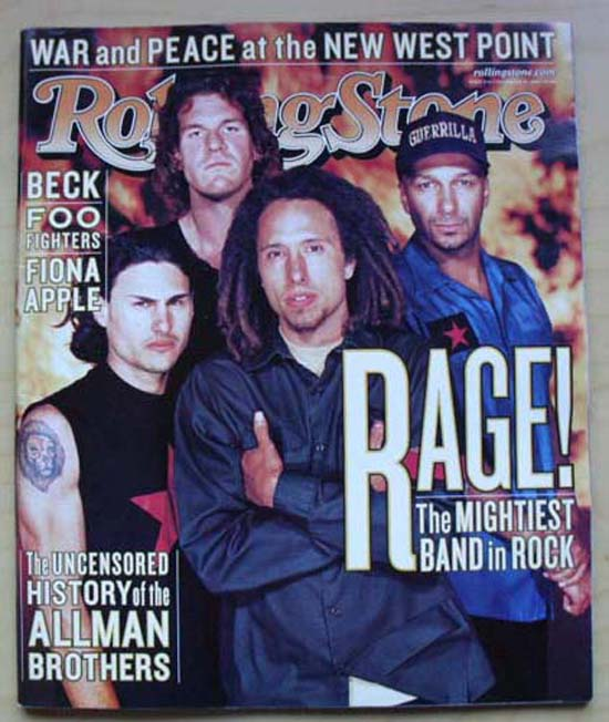 Rolling Stone No826