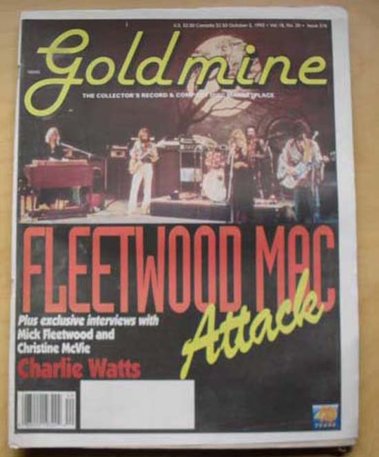 FLEETWOOD MAC - Goldmine