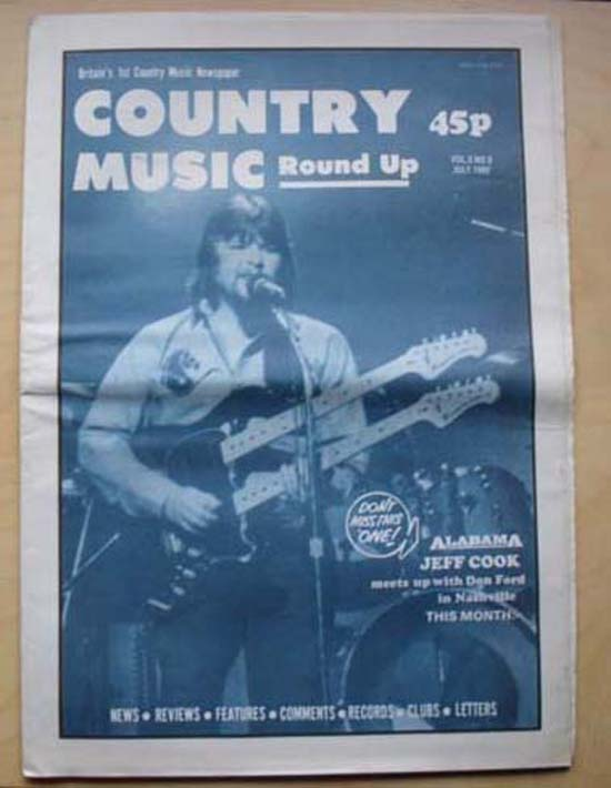 ALABAMA - Country Music Round Up