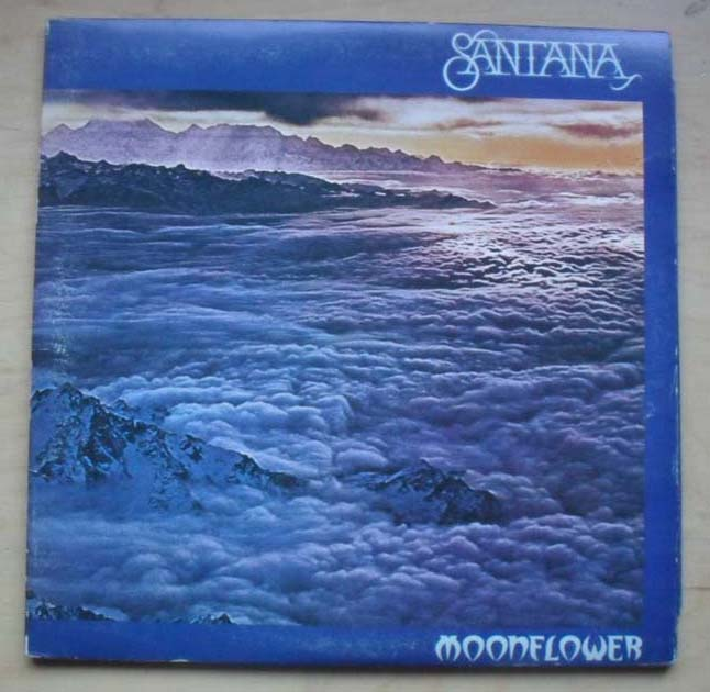 SANTANA - Moonflower Single