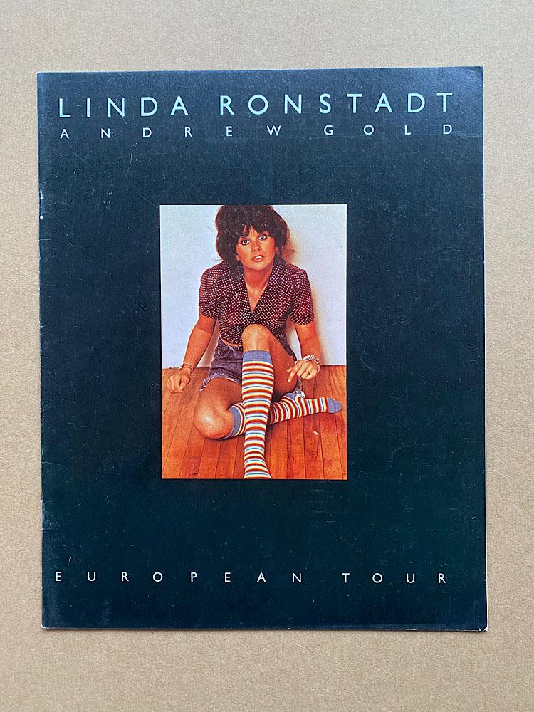 LINDA RONSTADT HASTEN DOWN THE WIND