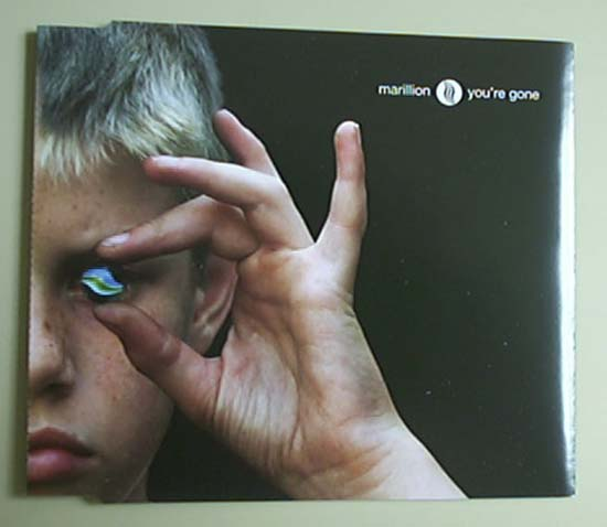 MARILLION - YOU'RE GONE (CD 1) - CD single