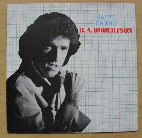 B.A. ROBERTSON - SAINT SAENS
