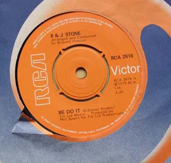 R & J STONE - WE DO IT