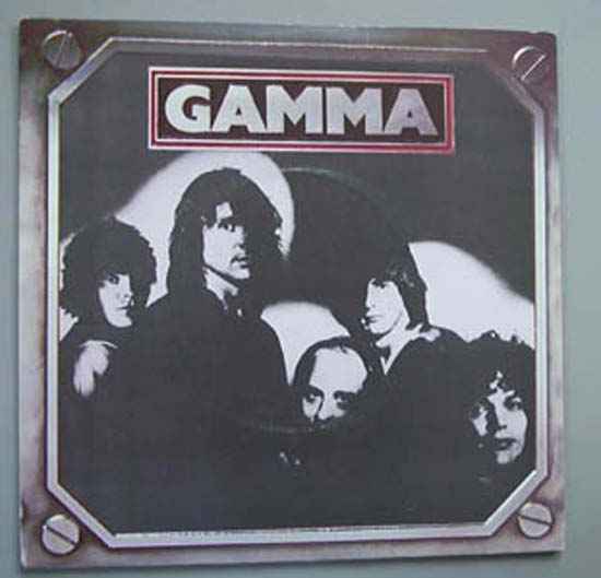 GAMMA - THUNDER AND LIGHTNING