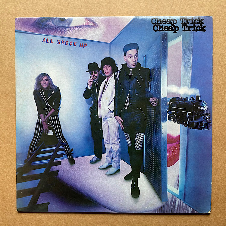all shook up cheap trick wikipedia Cheap trick is an american rock band from rockford, illinois, formed in 1973 the band currently consists of official members robin zander (lead vocals.