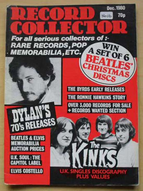 kinks uk singles discography