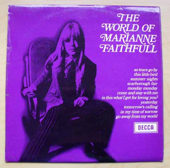 World Of Marianne Faithfull