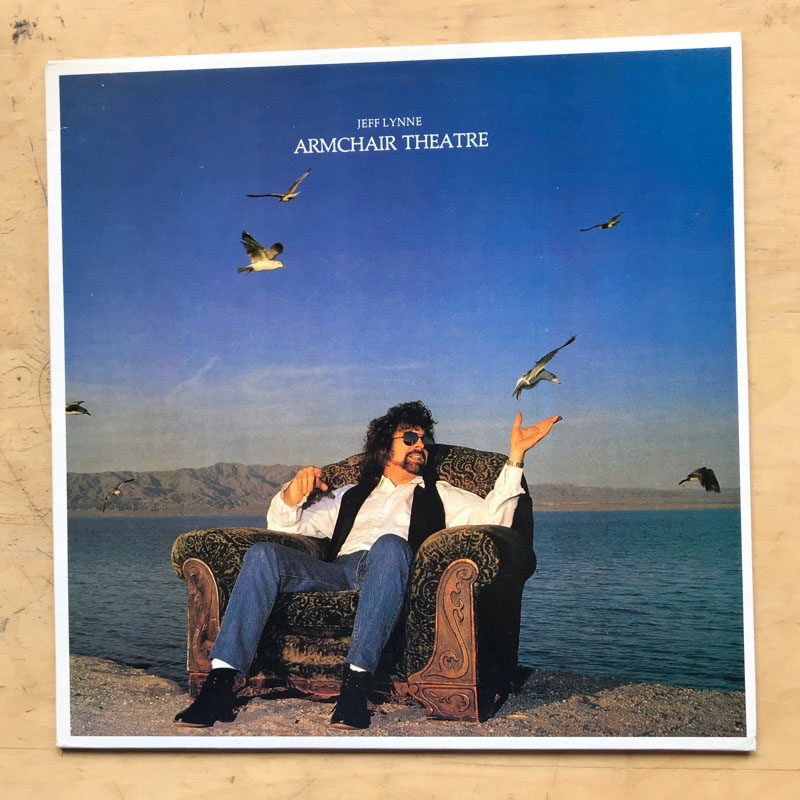 Jeff Lynne Armchair Theatre Records, LPs, Vinyl and CDs ...