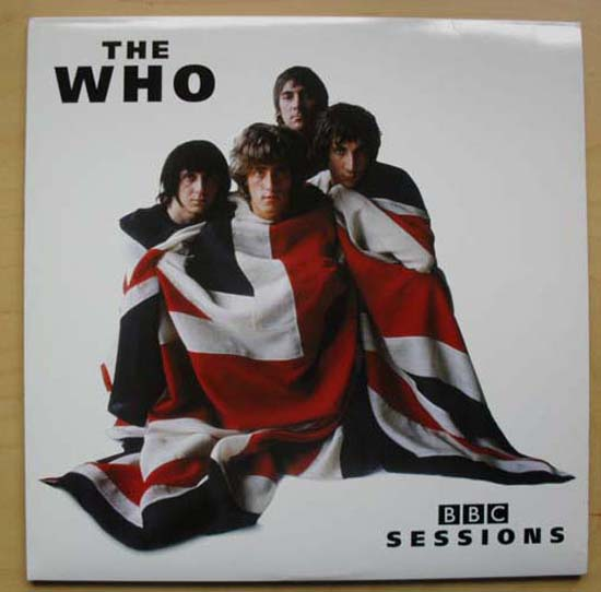 WHO - Bbc Sessions Vinyl