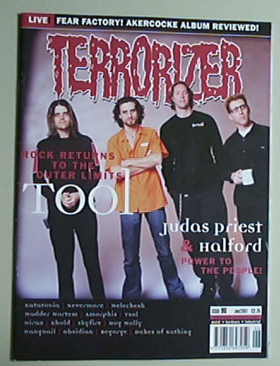 Terrorizer No90