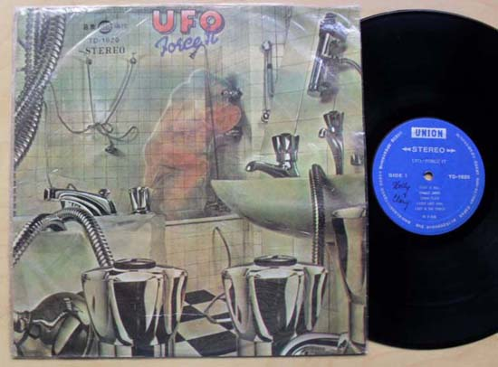 Ufo Force It Records Lps Vinyl And Cds Musicstack