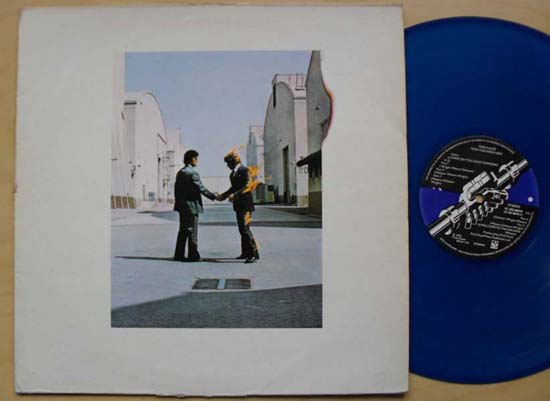 PINK FLOYD - Wish You Were Here (blue)