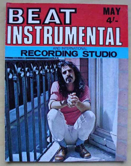 Frank Zappa Beat The Boots Records Lps Vinyl And Cds