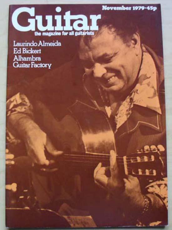 LAURINDO ALMEIDA - Guitar