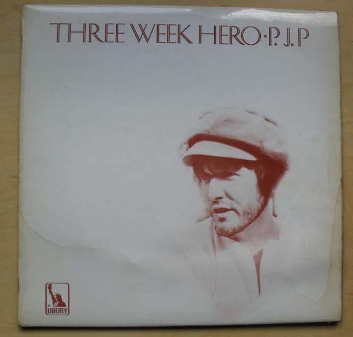 P J PROBY - THREE WEEK HERO