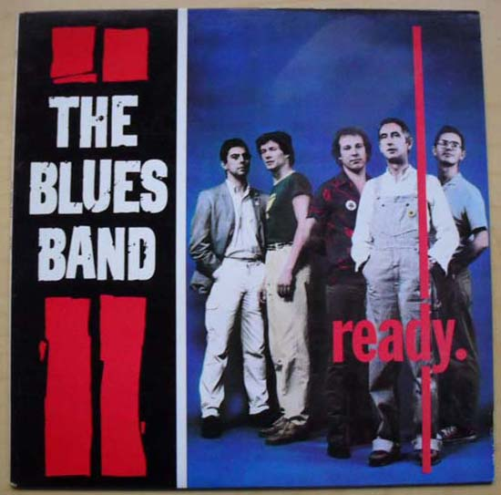 BLUES BAND - Ready EP