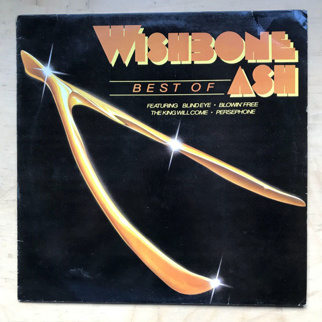 WISHBONE ASH - Best Of