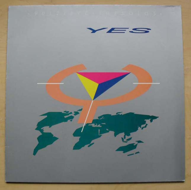 9012 Live - The Solos - YES