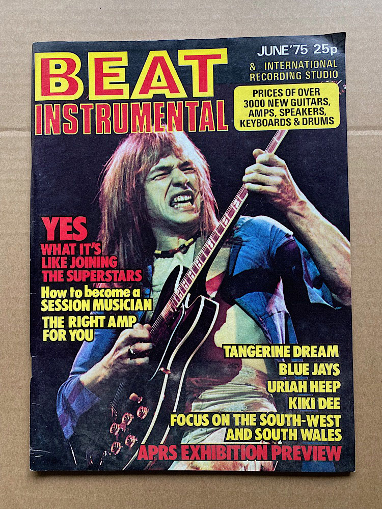 YES - BEAT INSTRUMENTAL