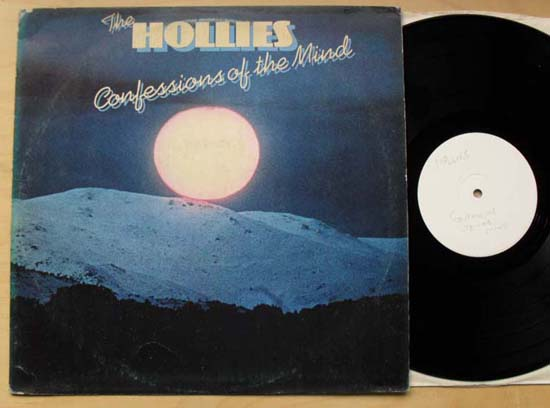 HOLLIES - Confessions Of The Mind(w/l)