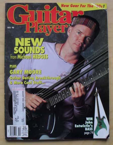 MICHAEL HEDGES - GUITAR PLAYER - Magazine