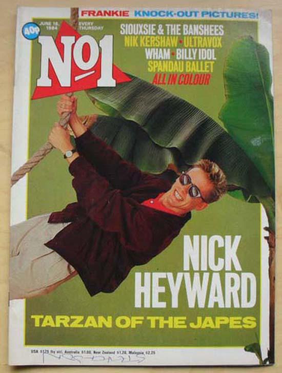 Nick Heyward My Pure Lady