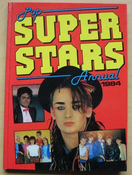 Pop Superstars Annual 1984