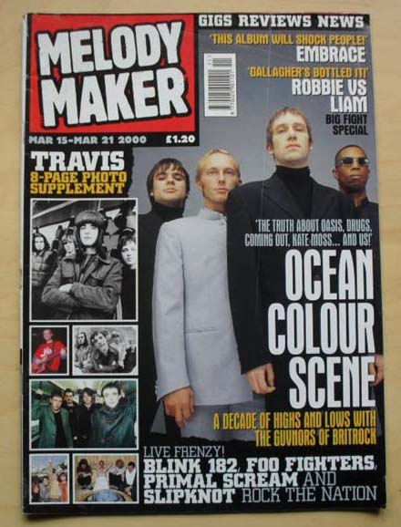 OCEAN COLOUR SCENE - MELODY MAKER